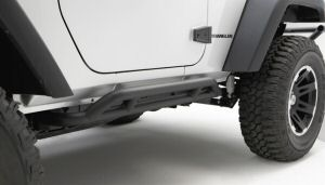 Wrangler side guards