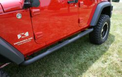 Jeep JK Side Steps