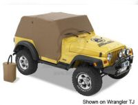 [81036 Jeep Wrangler Trail Cover]