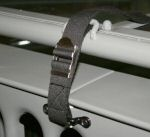 Jeep windshield tie down strap