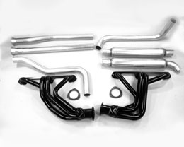 [Pacesetter Jeep CJ Exhaust System]