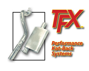 [Pacesetter TFX Kat-Back Exhaust System]