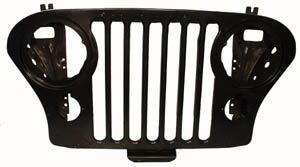 CJ Daimler Chrysler licensed grille DMC5752656