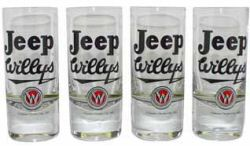 Jeep Willys Shot Glasses